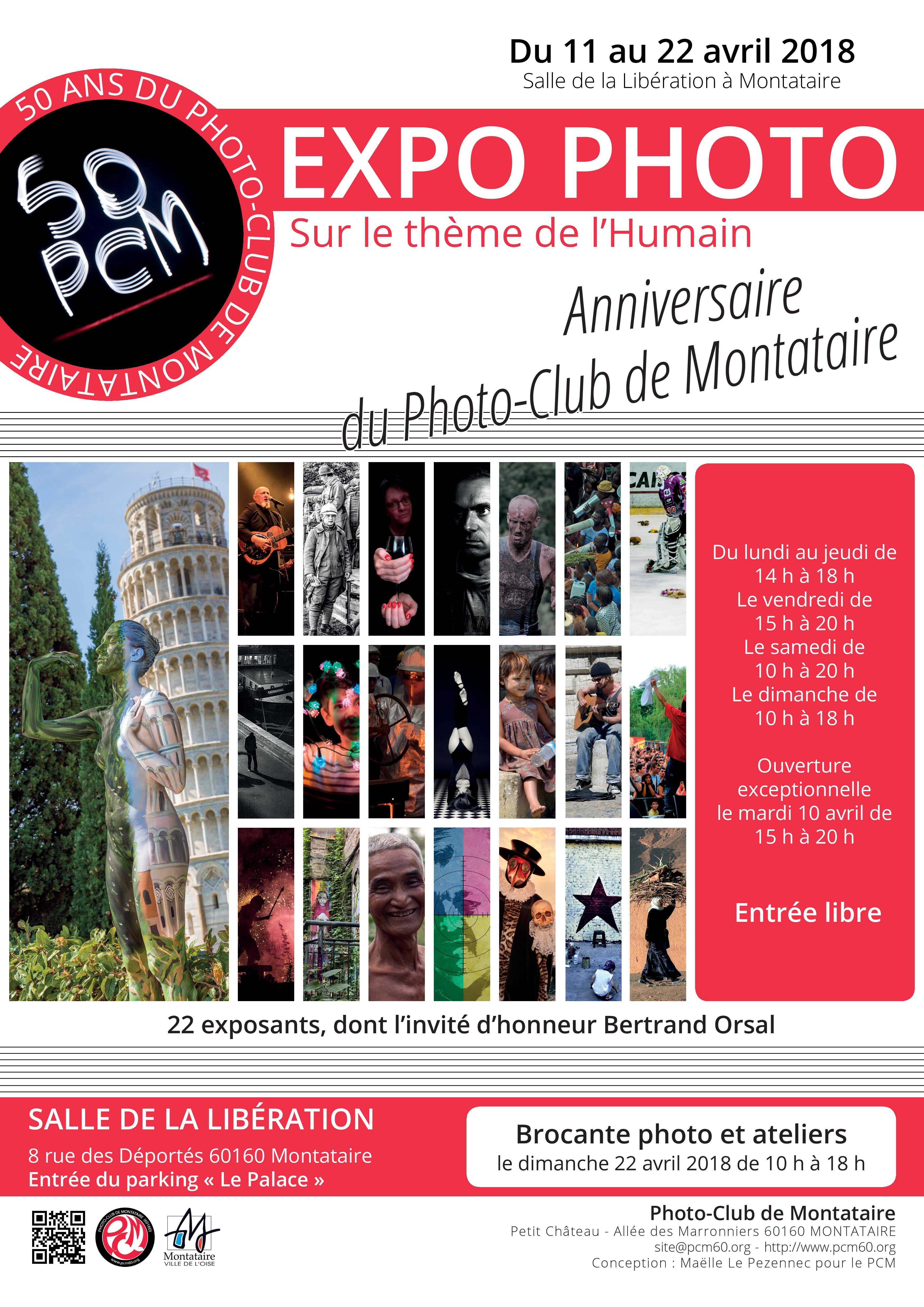 exposition photoclub montataire  2018